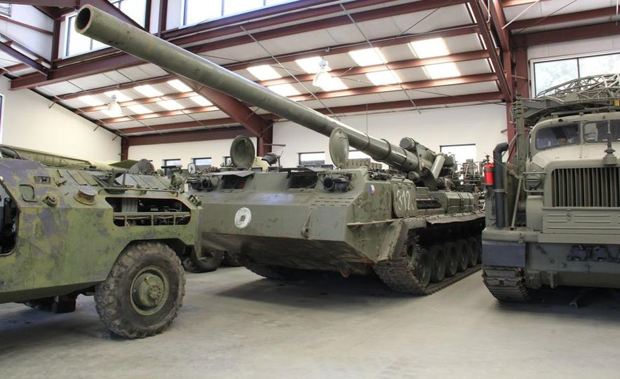 Giant Littlefield Military Vehicle Collection Heads to Sale - Slide 12