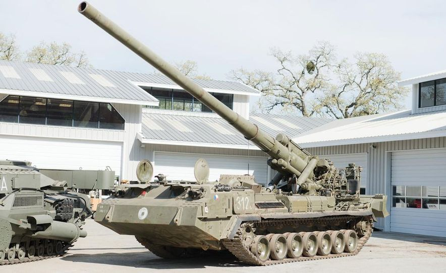 Giant Littlefield Military Vehicle Collection Heads to Sale - Slide 35