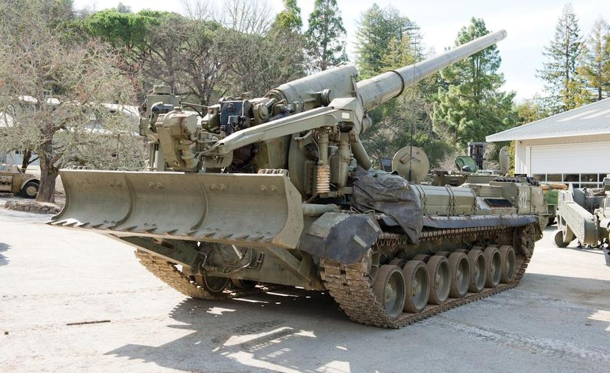 Giant Littlefield Military Vehicle Collection Heads to Sale - Slide 36
