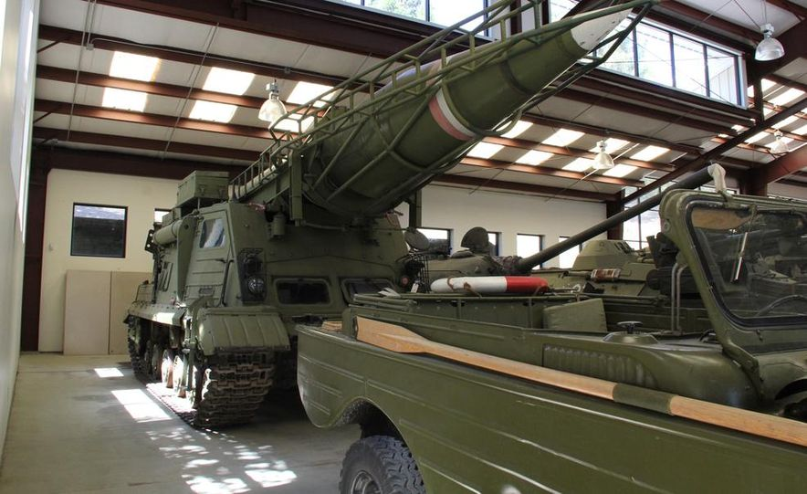Giant Littlefield Military Vehicle Collection Heads to Sale - Slide 24