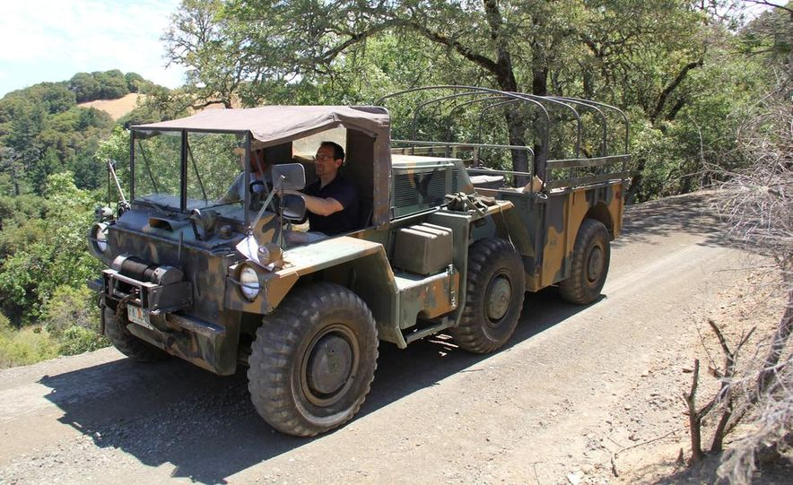 Giant Littlefield Military Vehicle Collection Heads to Sale - Slide 8