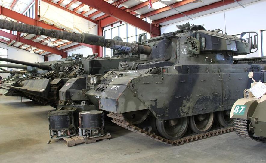 Giant Littlefield Military Vehicle Collection Heads to Sale - Slide 13