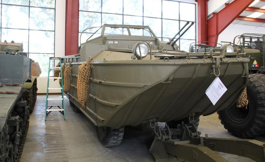 Giant Littlefield Military Vehicle Collection Heads to Sale - Slide 19