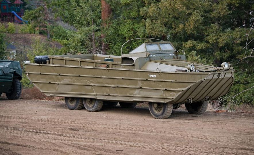 Giant Littlefield Military Vehicle Collection Heads to Sale - Slide 39