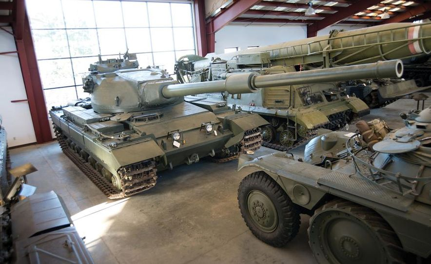 Giant Littlefield Military Vehicle Collection Heads to Sale - Slide 49