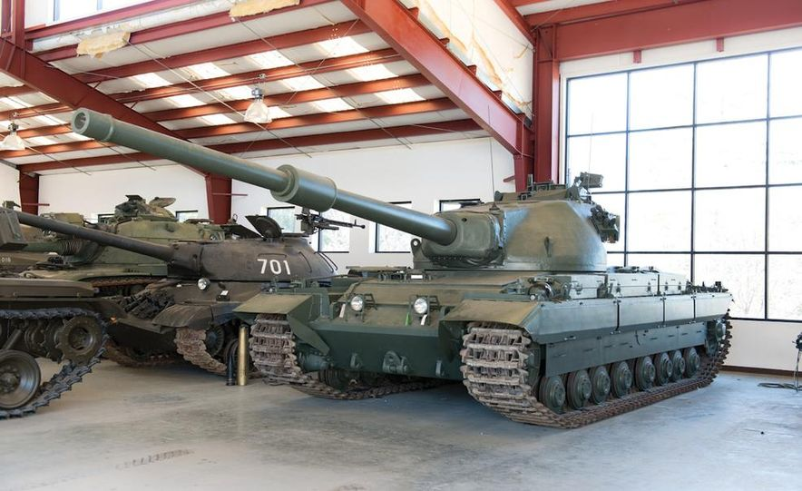 Giant Littlefield Military Vehicle Collection Heads to Sale - Slide 51