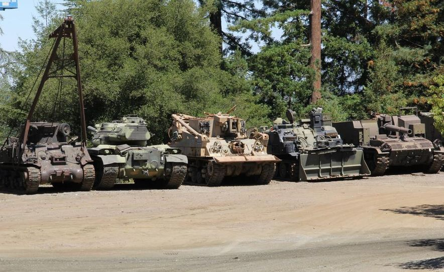 Giant Littlefield Military Vehicle Collection Heads to Sale - Slide 1