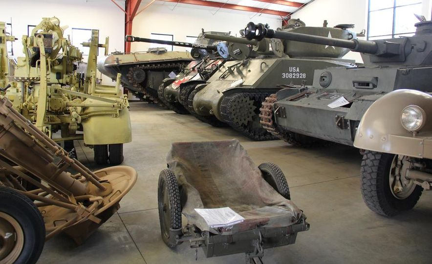 Giant Littlefield Military Vehicle Collection Heads to Sale - Slide 2