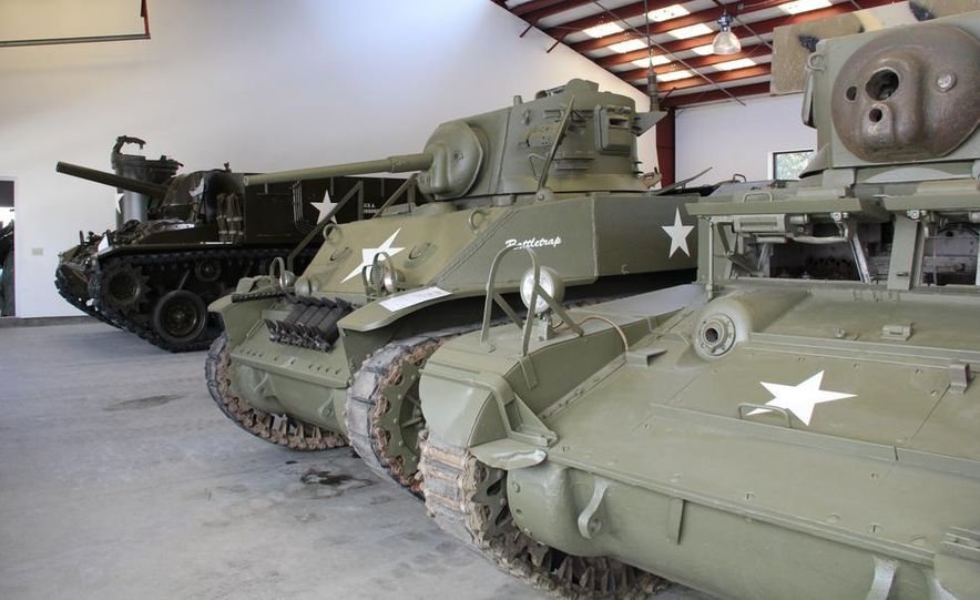 Giant Littlefield Military Vehicle Collection Heads to Sale - Slide 3