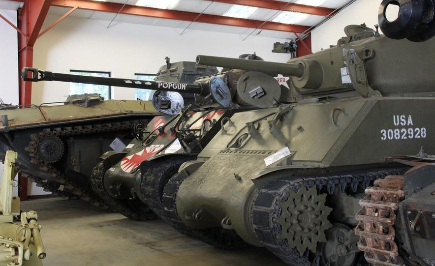 Giant Littlefield Military Vehicle Collection Heads to Sale - Slide 4