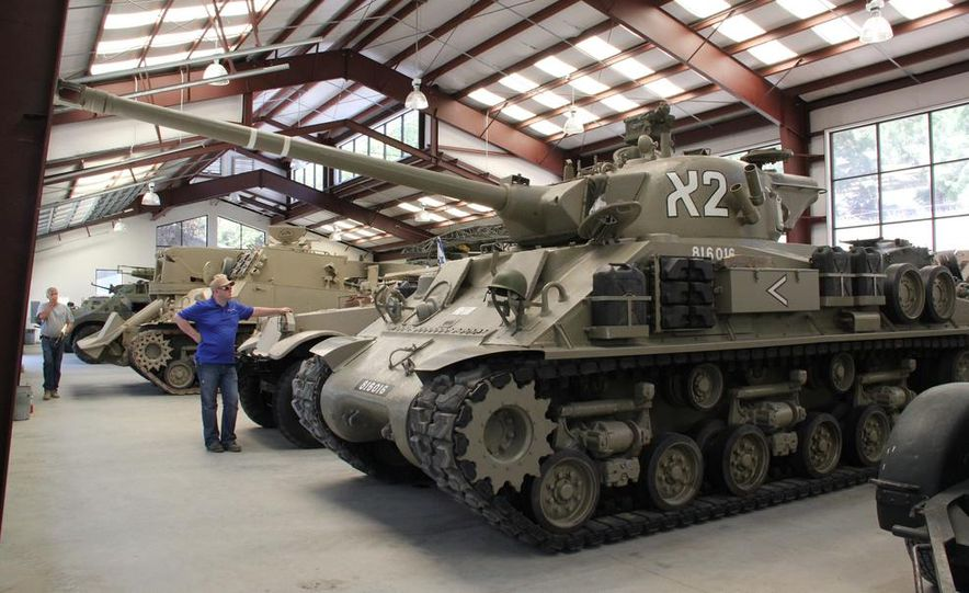Giant Littlefield Military Vehicle Collection Heads to Sale - Slide 5