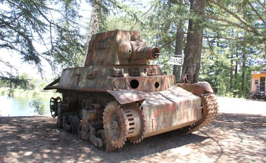 Giant Littlefield Military Vehicle Collection Heads to Sale - Slide 11