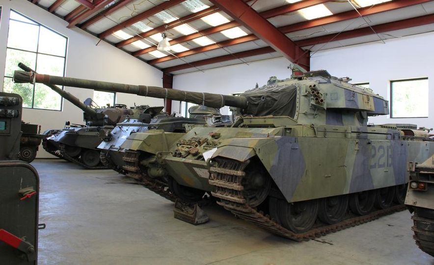 Giant Littlefield Military Vehicle Collection Heads to Sale - Slide 14