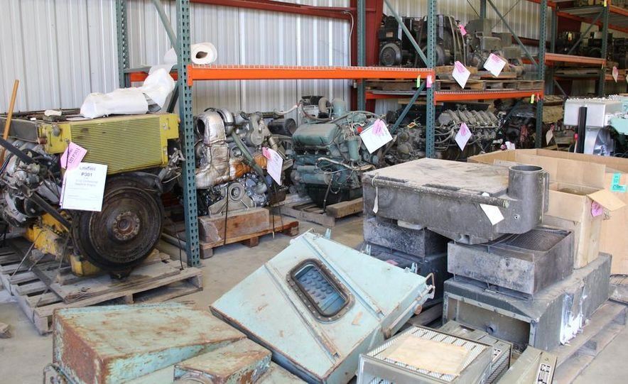 Giant Littlefield Military Vehicle Collection Heads to Sale - Slide 28