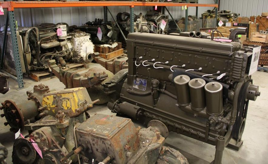 Giant Littlefield Military Vehicle Collection Heads to Sale - Slide 29