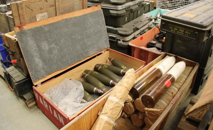 Giant Littlefield Military Vehicle Collection Heads to Sale - Slide 30