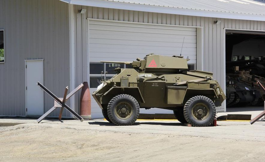Giant Littlefield Military Vehicle Collection Heads to Sale - Slide 10