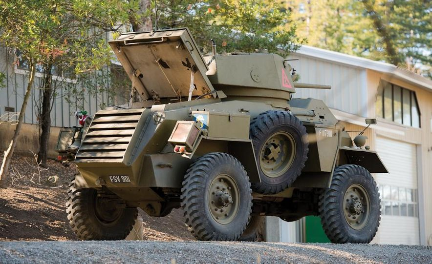 Giant Littlefield Military Vehicle Collection Heads to Sale - Slide 43