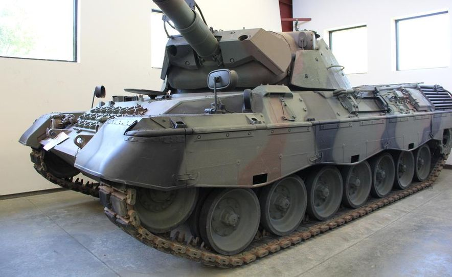 Giant Littlefield Military Vehicle Collection Heads to Sale - Slide 23