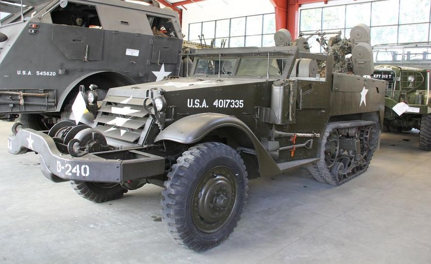 Giant Littlefield Military Vehicle Collection Heads to Sale - Slide 15