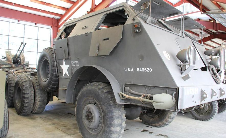 Giant Littlefield Military Vehicle Collection Heads to Sale - Slide 18