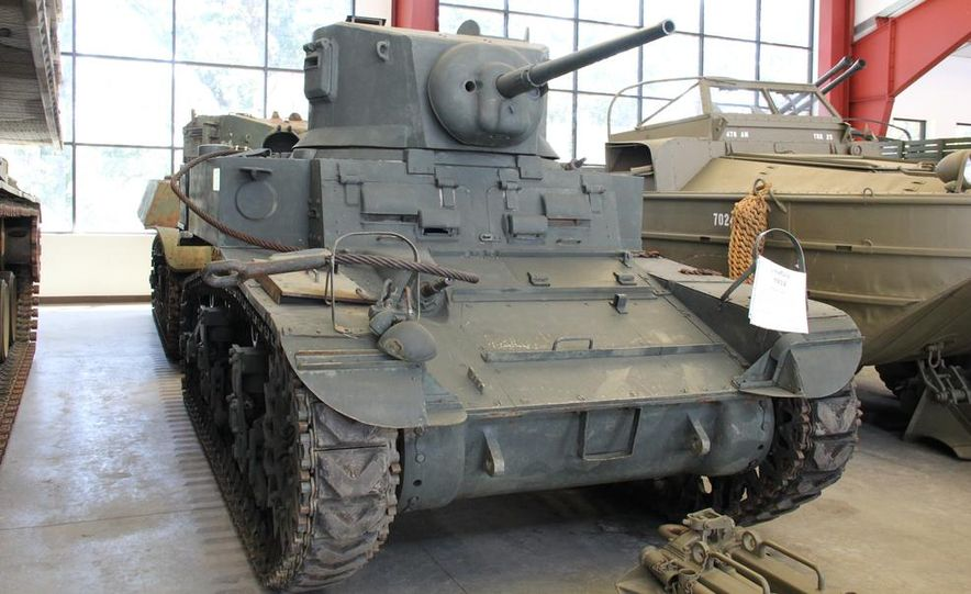 Giant Littlefield Military Vehicle Collection Heads to Sale - Slide 20