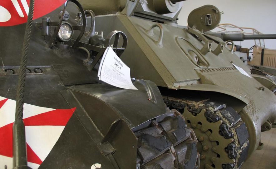 Giant Littlefield Military Vehicle Collection Heads to Sale - Slide 6