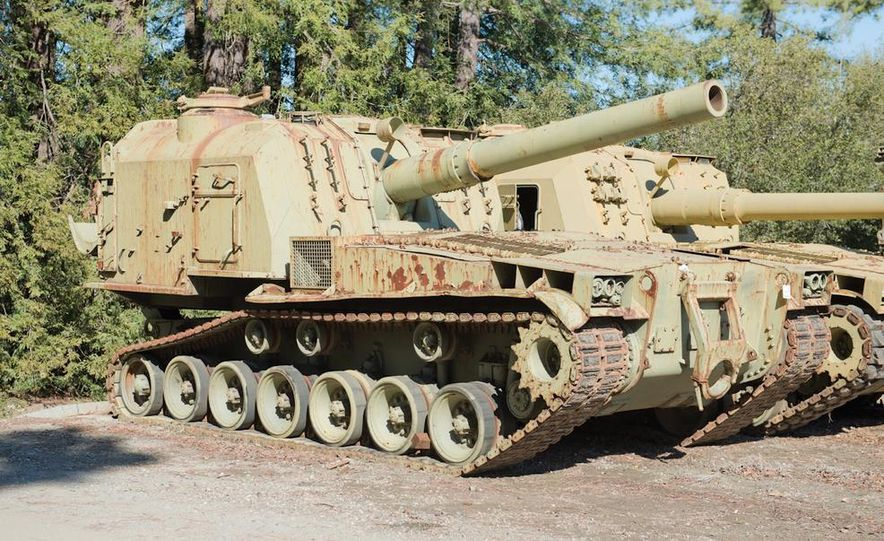 Giant Littlefield Military Vehicle Collection Heads to Sale - Slide 41