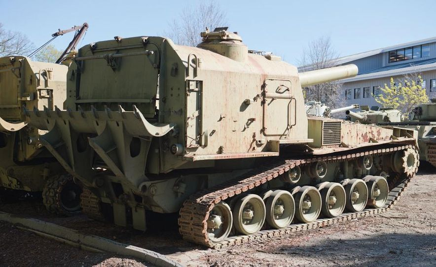 Giant Littlefield Military Vehicle Collection Heads to Sale - Slide 42