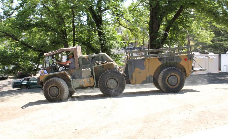 Giant Littlefield Military Vehicle Collection Heads to Sale - Slide 9