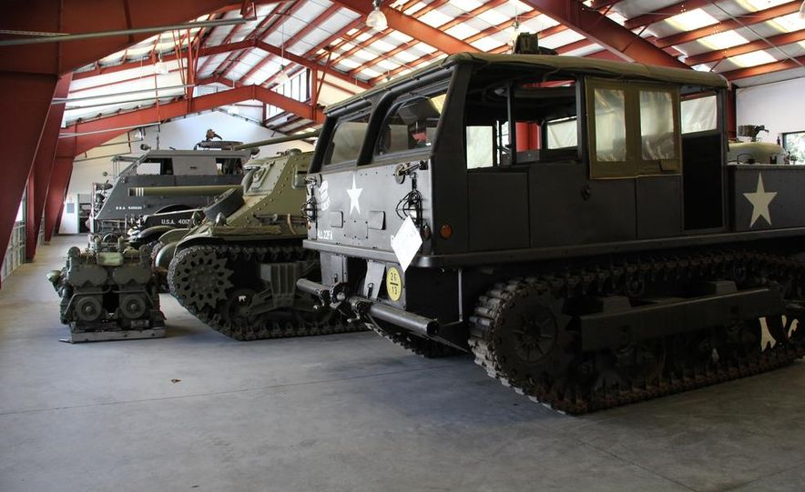 Giant Littlefield Military Vehicle Collection Heads to Sale - Slide 7