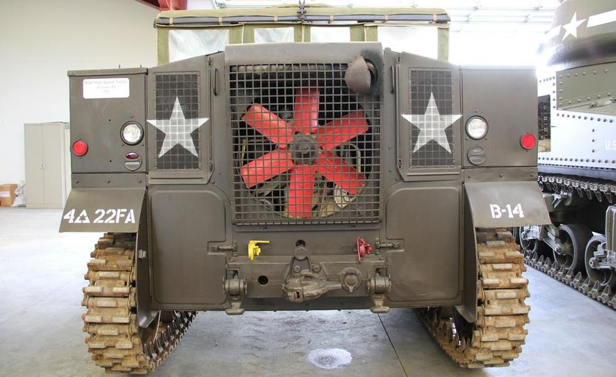 Giant Littlefield Military Vehicle Collection Heads to Sale - Slide 16