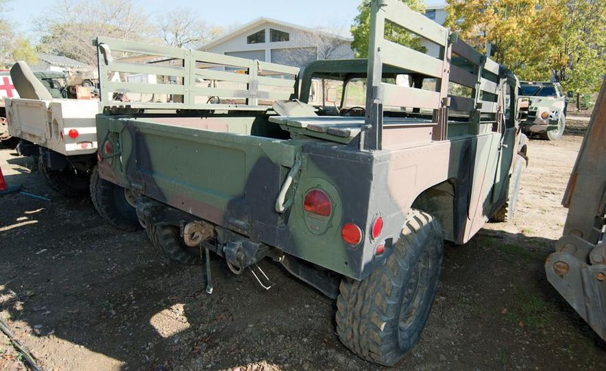 Giant Littlefield Military Vehicle Collection Heads to Sale - Slide 47