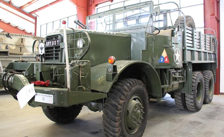 Giant Littlefield Military Vehicle Collection Heads to Sale - Slide 17