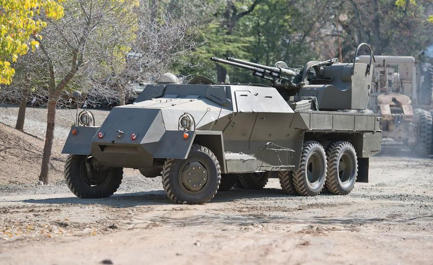 Giant Littlefield Military Vehicle Collection Heads to Sale - Slide 44
