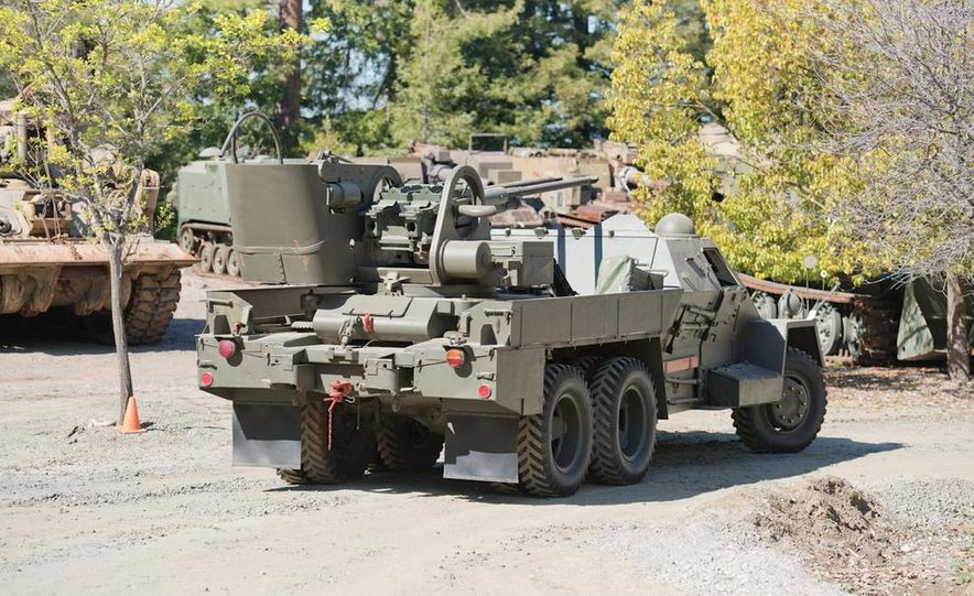 Giant Littlefield Military Vehicle Collection Heads to Sale - Slide 45