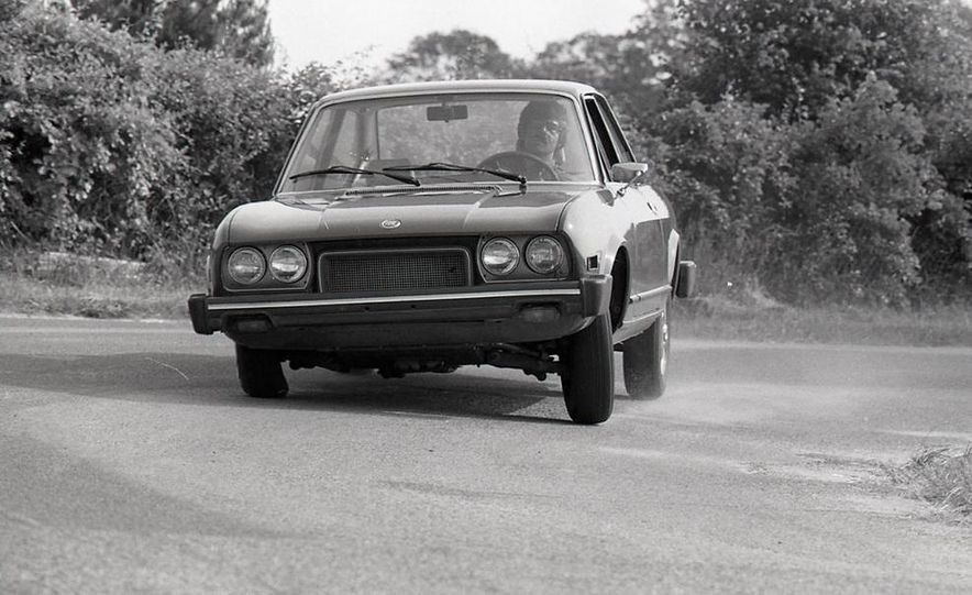 Fiat 124 Sport Coupe - Slide 2
