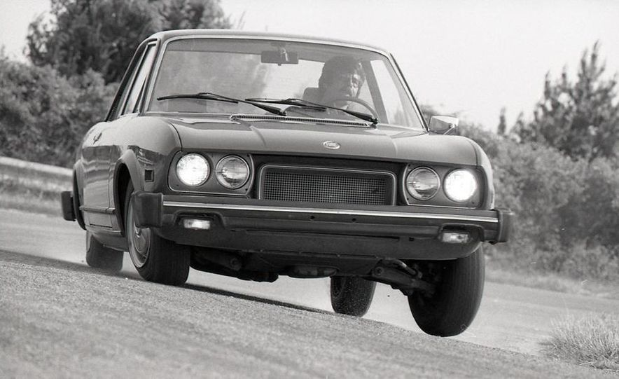 Fiat 124 Sport Coupe - Slide 6