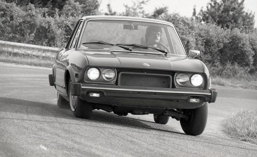 Fiat 124 Sport Coupe - Slide 7
