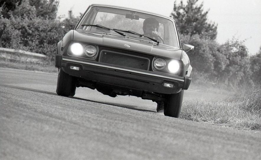 Fiat 124 Sport Coupe - Slide 10