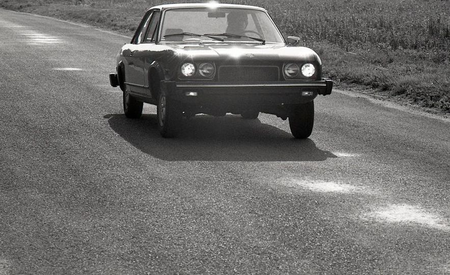 Fiat 124 Sport Coupe - Slide 13