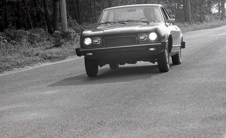 Fiat 124 Sport Coupe - Slide 15