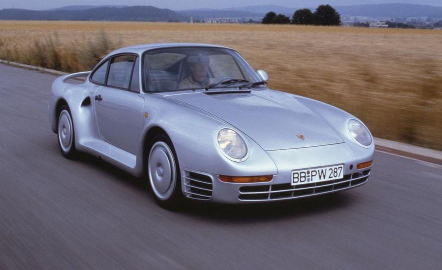 Porsche 959 - Slide 1