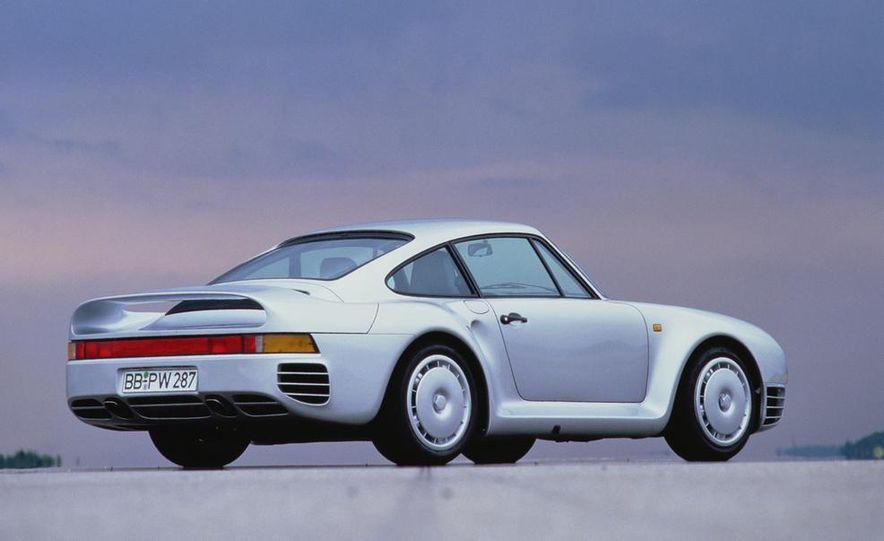 Porsche 959 - Slide 3