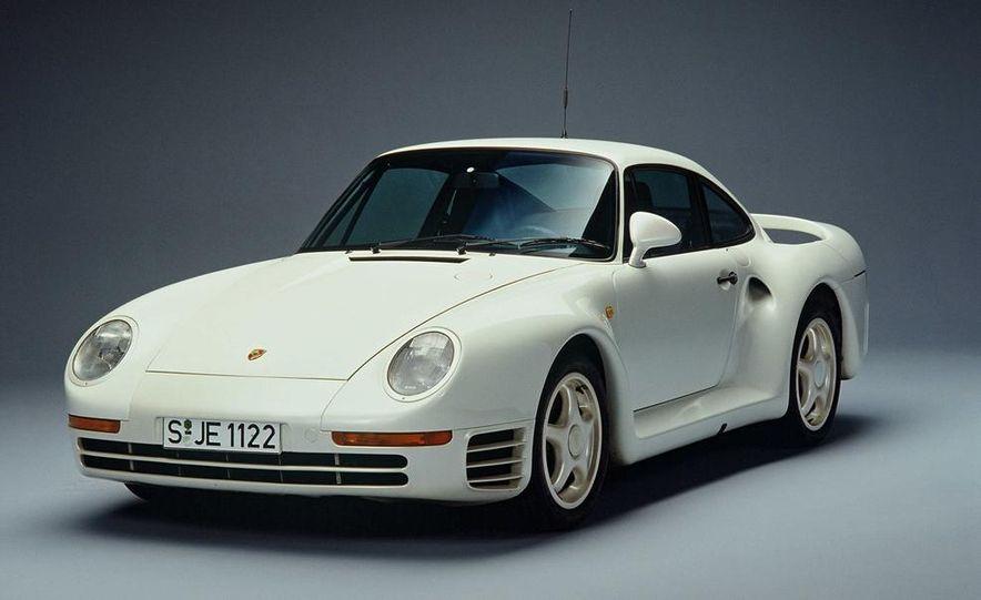 Porsche 959 - Slide 4