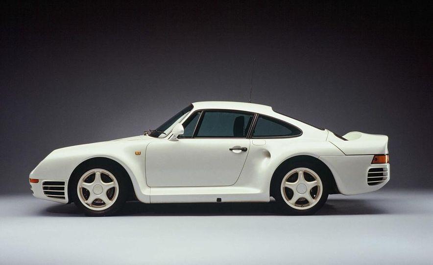Porsche 959 - Slide 5