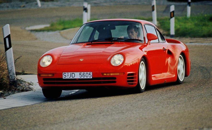 Porsche 959 - Slide 6