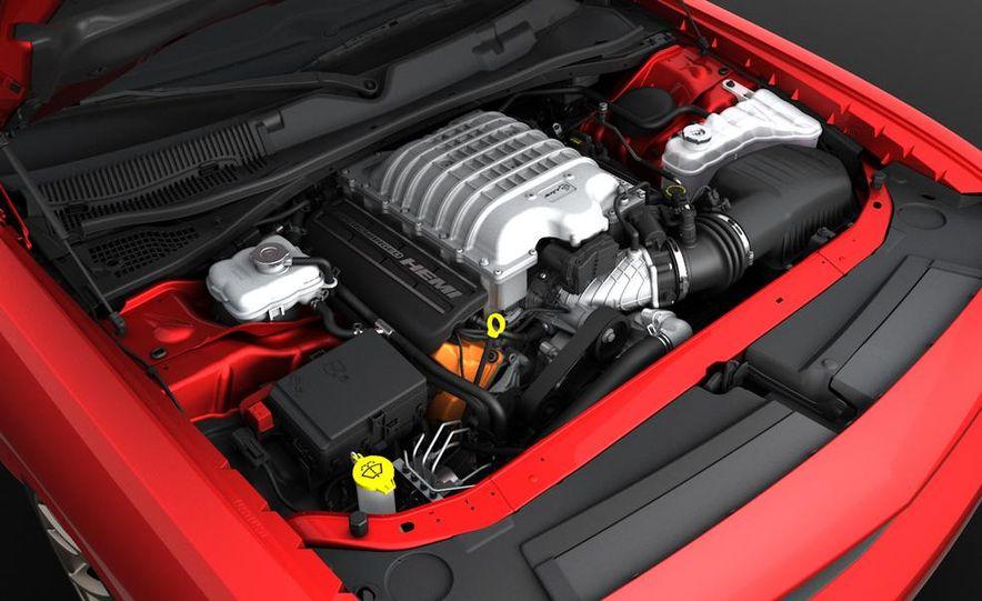 2015 Dodge Challenger SRT Hellcat - Slide 27