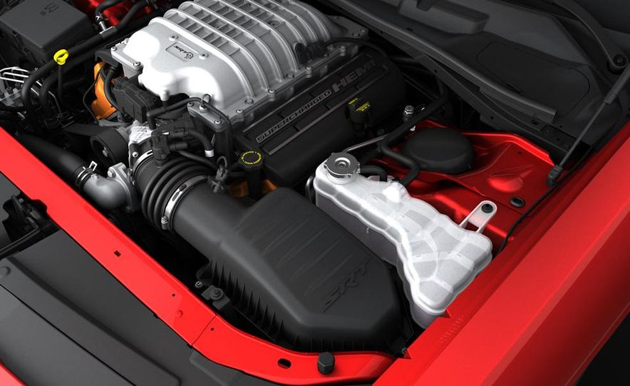 2015 Dodge Challenger SRT Hellcat - Slide 31