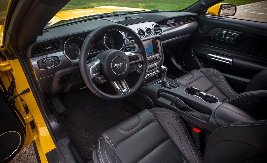 2015 Ford Mustang 2.3L EcoBoost - Slide 24